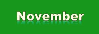 Pokemon Go November Calendar 2020