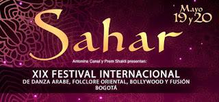 SAHAR en Bogotá
