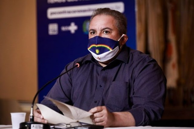Plano nacional de vacinação contra a Covid-19 deve ser anunciado em novembro, diz Longo