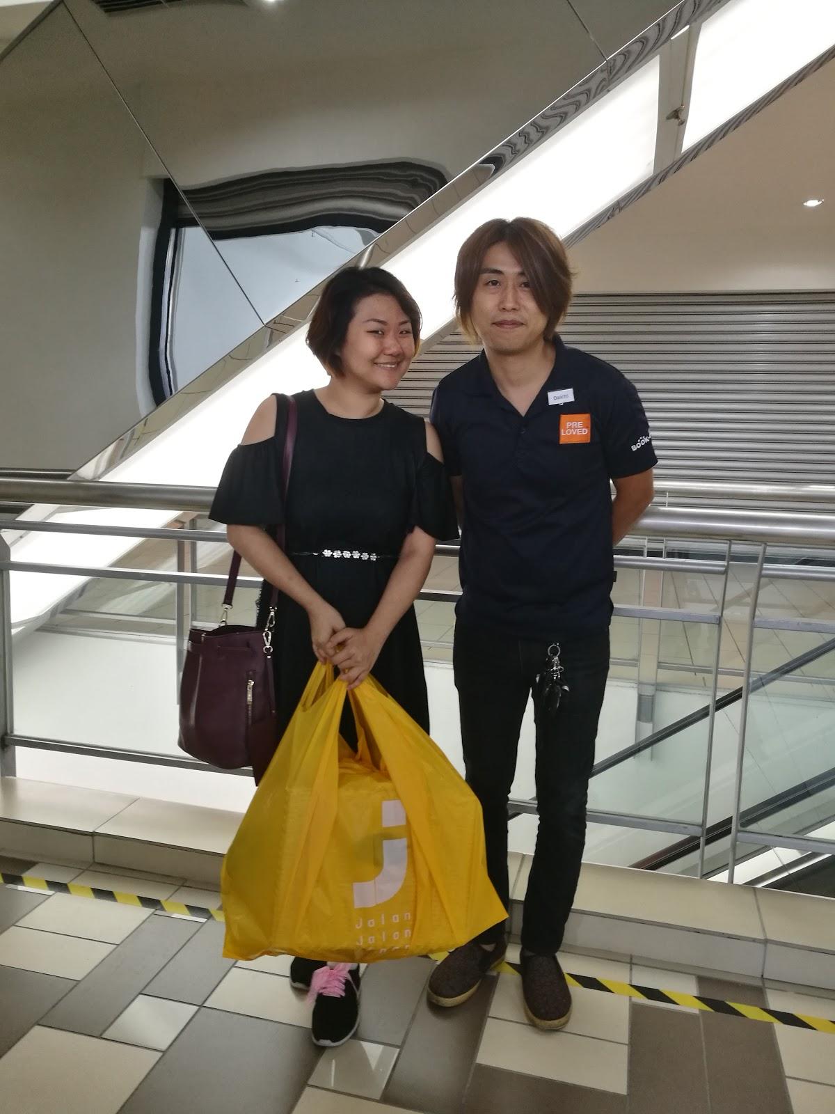 Jalan Jalan Japan 1Shamelin Mall