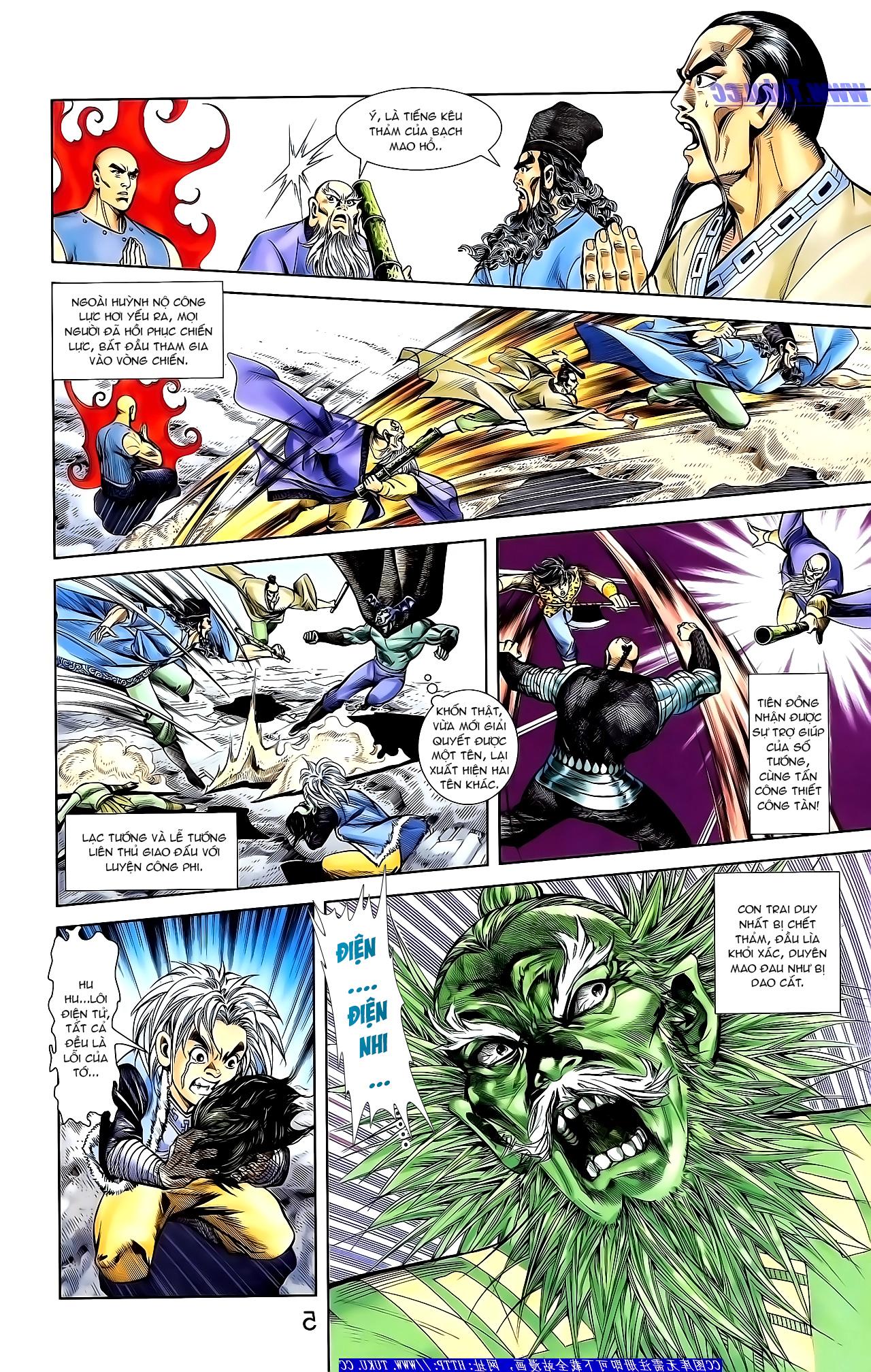 Cơ Phát Khai Chu Bản chapter 155 trang 20