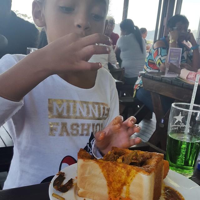 Hollywood Mutton Bunny Chow - Durban
