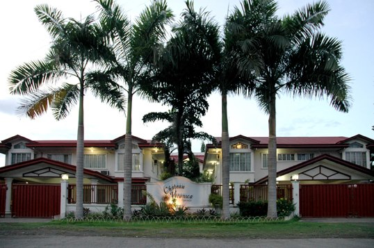 Philippines beach chateau veronica apartelle - Apartelle in davao city with swimming pool ...