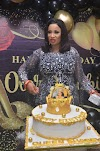 See The 2 Hot Sexy Outfits Queen Shabby Wore At Her Birthday Party At Oriental Hotel