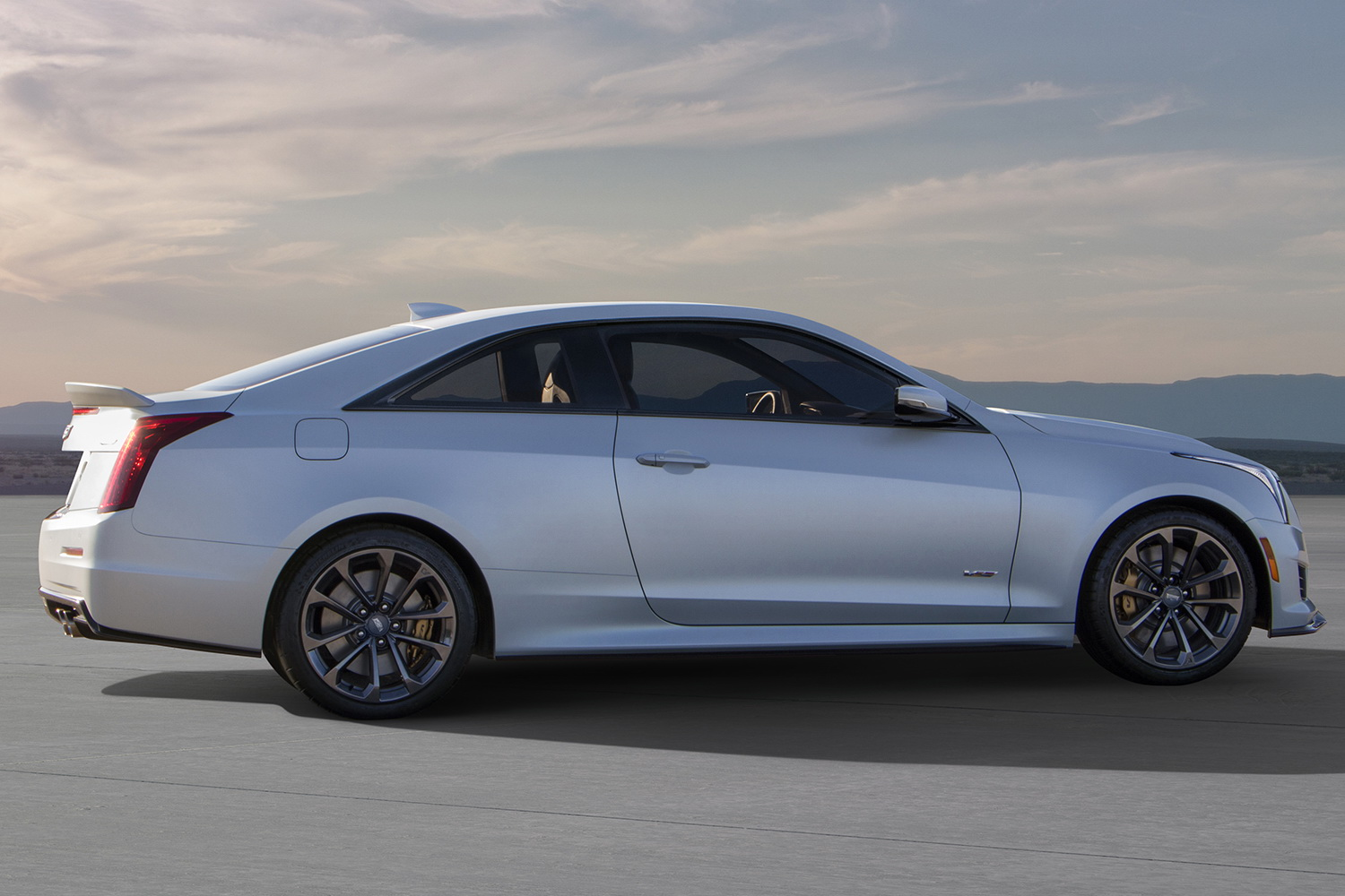 cadillac 39 s new 2016 ats v sedan and coupe with 455hp w video. Black Bedroom Furniture Sets. Home Design Ideas