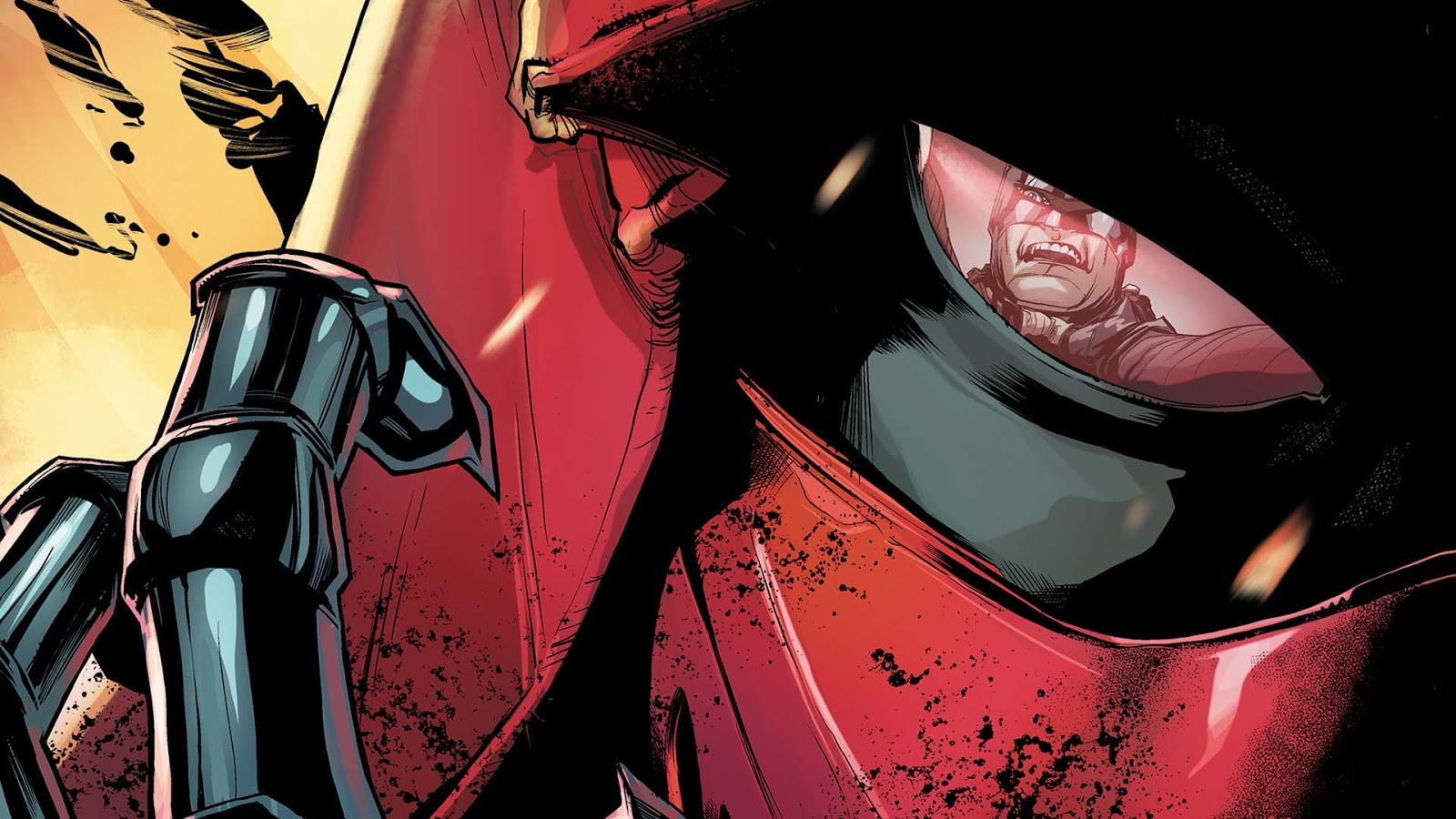 Weird Science Dc Comics Red Hood And The Outlaws 31 Review