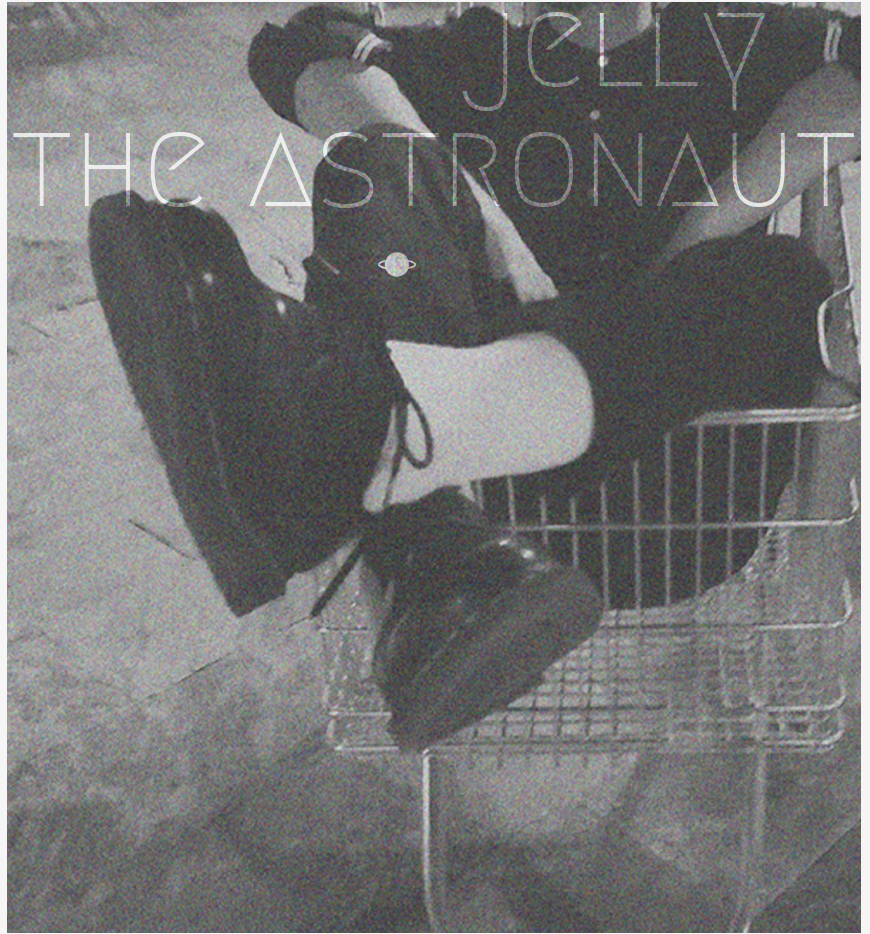 "jelly the astronaut - ""Papers"" (video) [Threshold Premiere]"