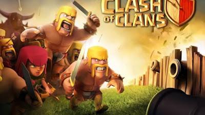memindahkan akun clash of clans cover
