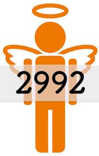 エンジェルナンバー 2992