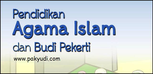 soal uts, mid, genap kurtilas, k 13, agama islam, paidb, pg, isian, essay, 2018, 2019 2020, hots, terbaru
