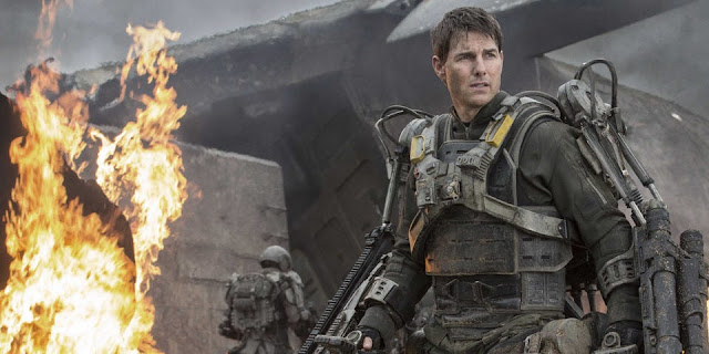 Edge Tomorrow Tom Cruise