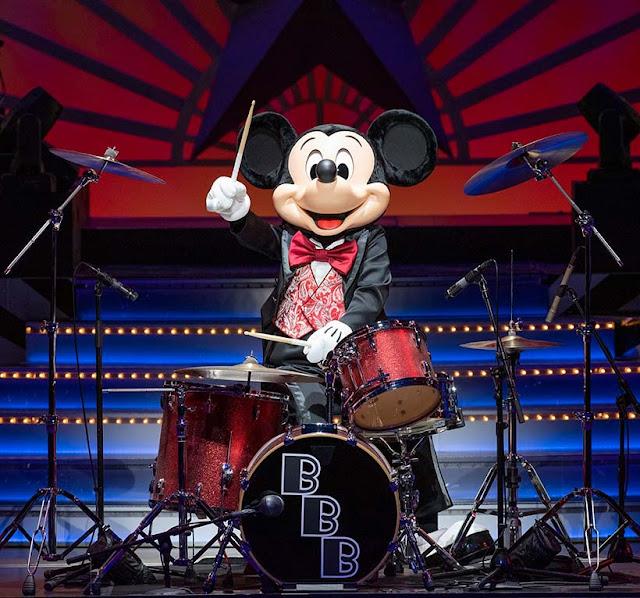"""東京迪士尼海洋(Tokyo DisneySEA)《動感大樂團~匠心小歡樂~》(""""Big Band Beat: A Special Treat"""" )將於2021年4月1日上演!"""