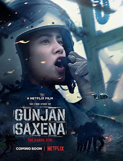 Gunjan Saxena The Kargil Girl (2020) 720p 800MB Netflix HDRip Hindi