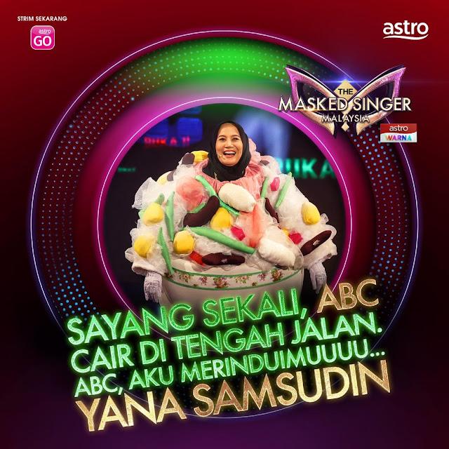 yana samsudin masked singer malaysia