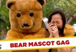 A Proper Bear Scare – JFL Gags Asia Edition