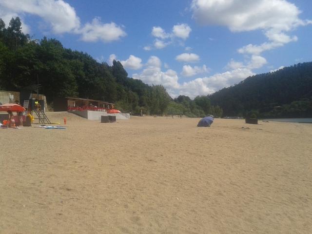 Areal da Praia de Zebreiros