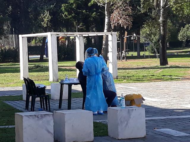 Καλά τα νέα από τα τεστ στο Δήμο Αλιάρτου -Θεσπιέων