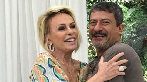 Ana Maria lamenta morte de Tom Veiga e pede oração: 'Perdi meu amigo de todo dia'