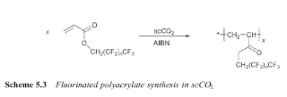 Application ScCO2 as a solvent