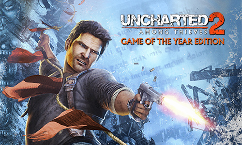 Uncharted 2 Among Thieves Wallpaper Wallpaperholic