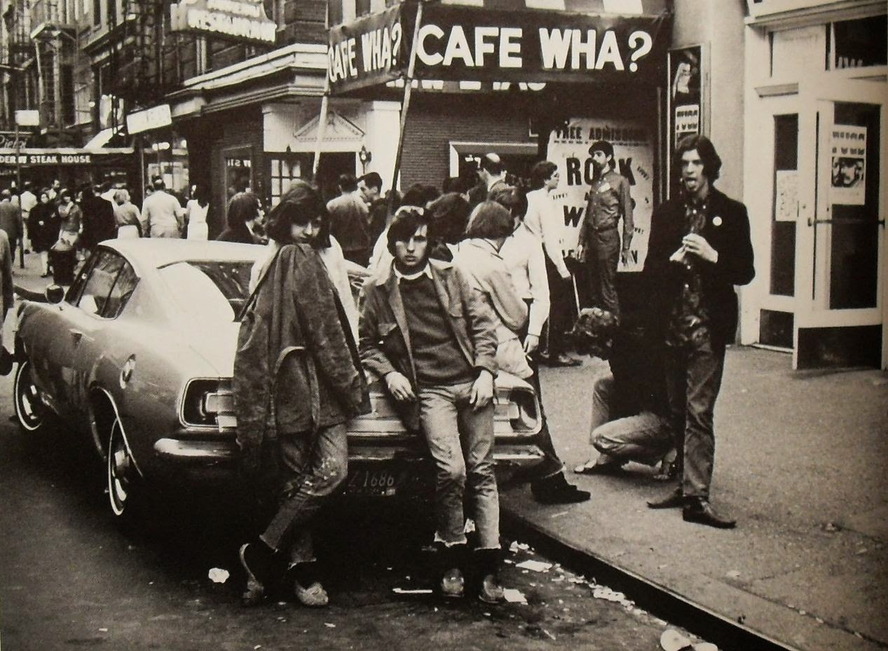 New York Greenwich Village Cafe Wha