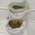 Dupla é presa em Serrinha após ser flagrada com 16kg de maconha em carro