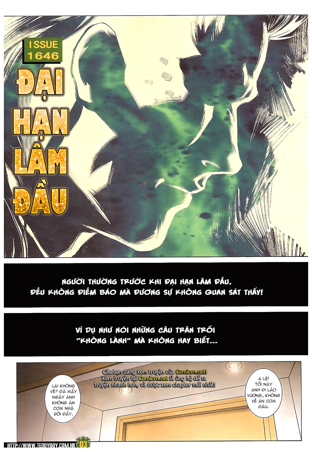 Người Trong Giang Hồ chapter 1646: đại hạn lâm đầu trang 2