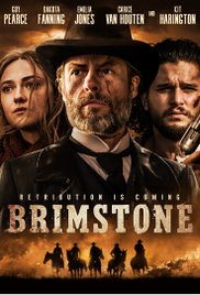 Filme Brimstone - Legendado 2017 Torrent