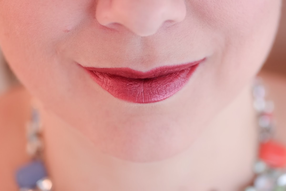 metallic Lippenstift