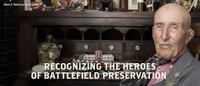 Recognizing Ed Bearss and More Heroes of Battlefield Preservation