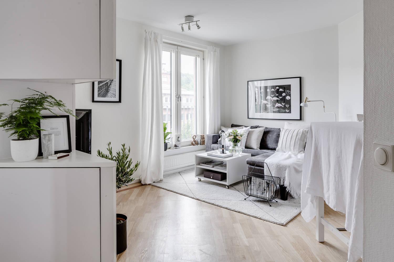 Mieszkanie 28m2 W Tym Przestrzeń Dzienna Sypialnia Kuchnia