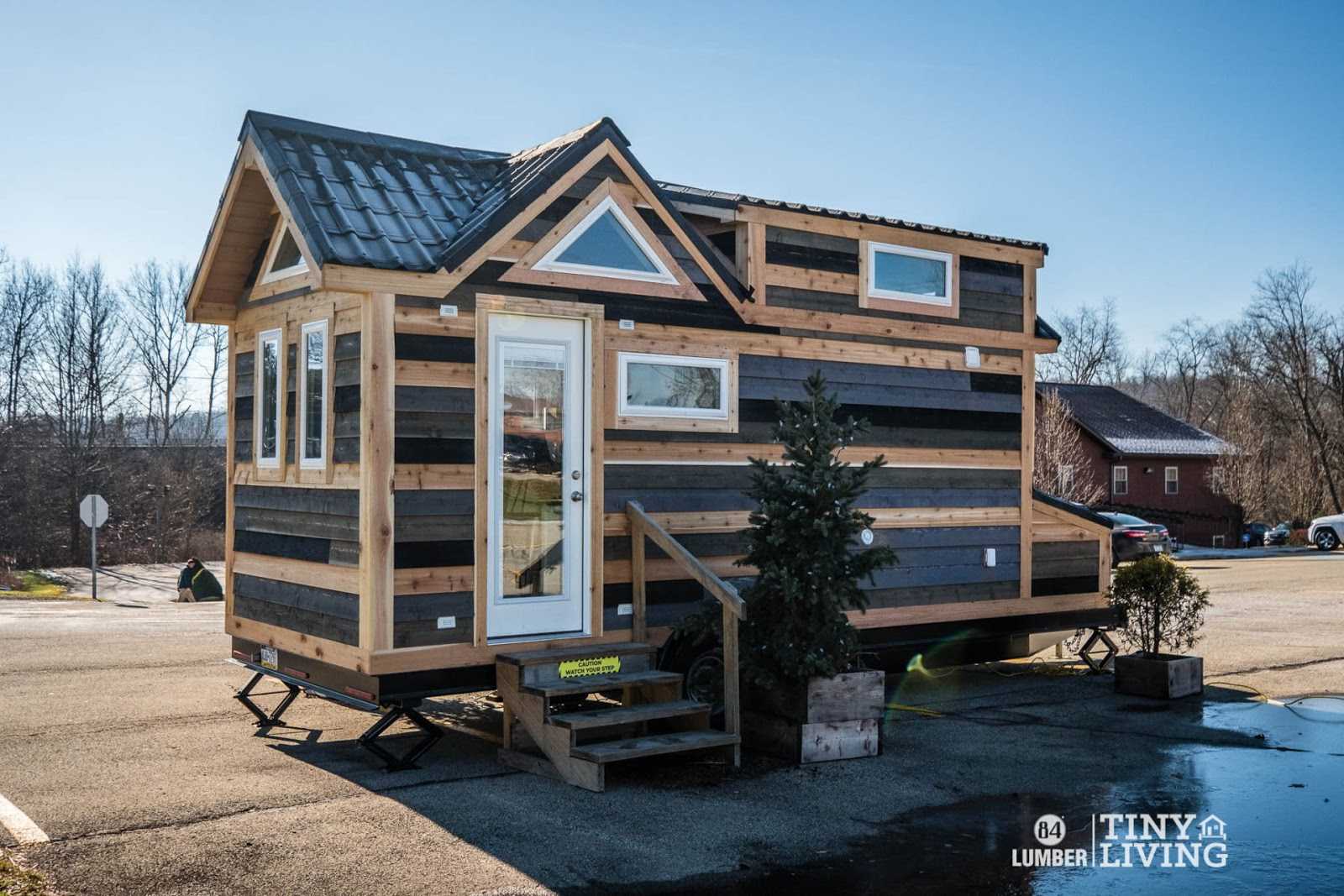 countryside 84 lumber 1 the countryside by 84 lumber (203 sq ft) tiny house town,84 Lumber Tiny House Plans