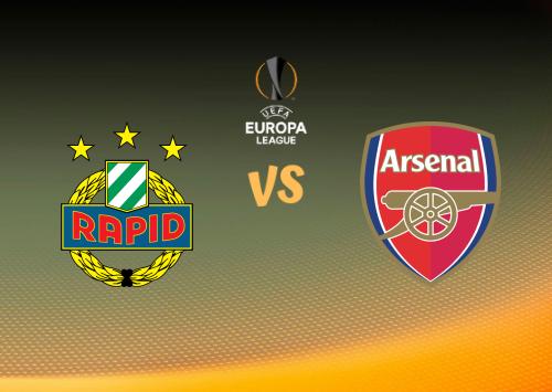 Rapid Viena vs Arsenal  Resumen y Partido Completo