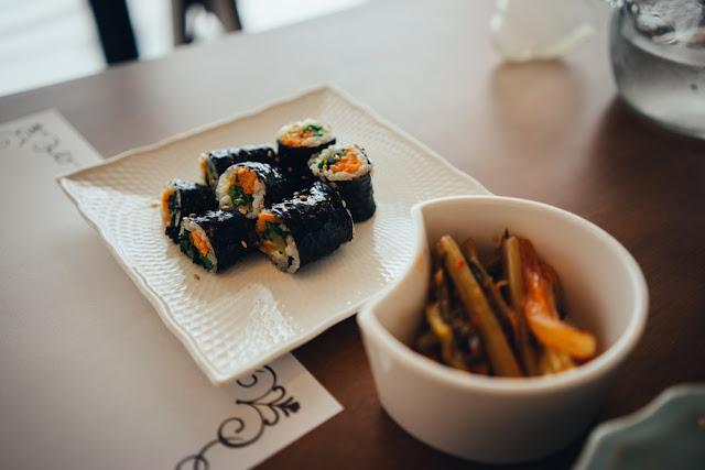 korea kimbab