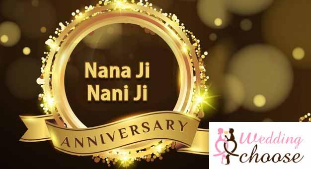 Nana nani happy Anniversary