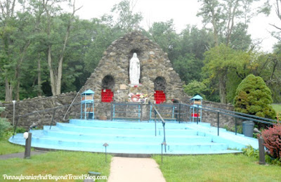 Our Lady of the Poconos Grotto-Shrine in Pennsylvania