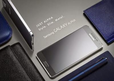 Harga Samsung Galaxy Alpha S801 Terbaru
