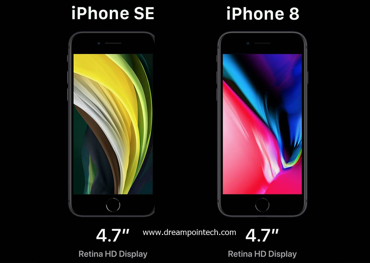 iPhone SE 2020 vs iPhone 8: All the differences