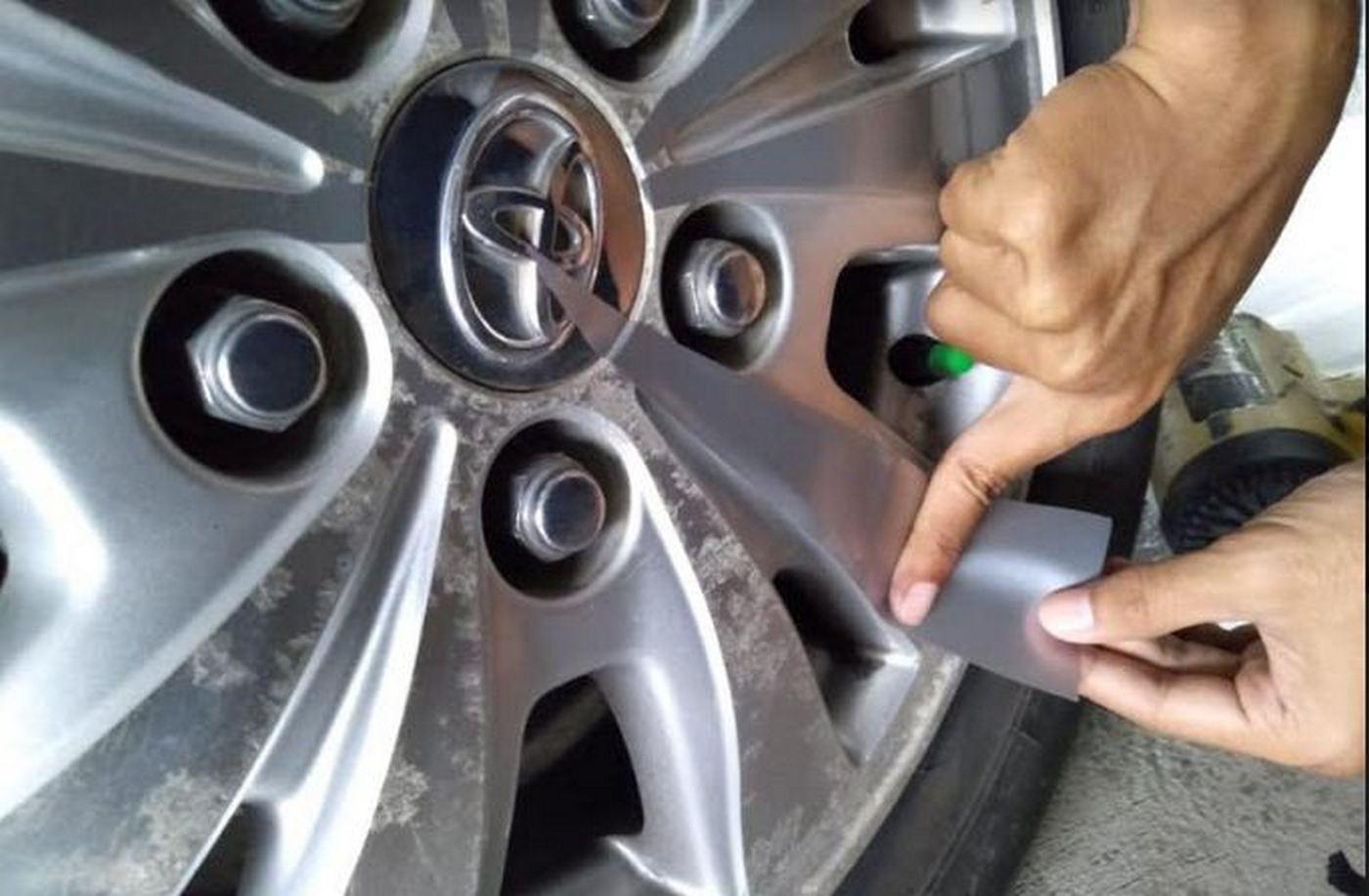 Stiker Velg Mobil Untuk Percantik Kendaraan Cuttingstickerupdate