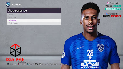 PES 2020 Faces Mohamed Kanno by Dzayer Pes