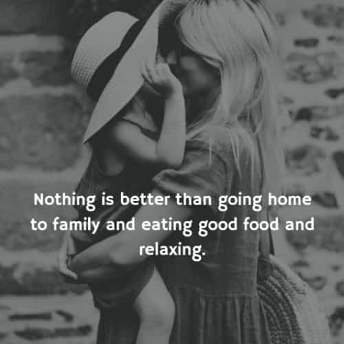 Family love quotes and sayings with images
