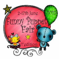 Funny puppet Fair- {{BSD}} 50%discount EVENT