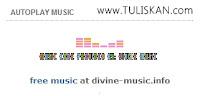 Cara Memasang Autoplay Musik di Blog