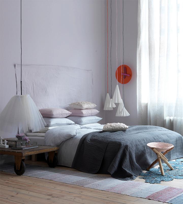 Ideas For The Bedroom In Pastel Colors Idei Za Spalnyata V