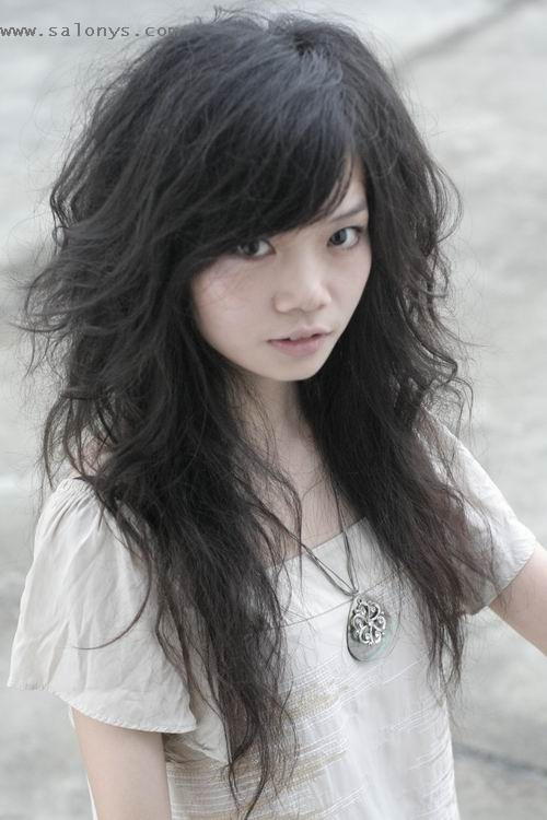 Long Hairstyles Japanese