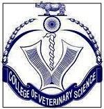 College Of Veterinary Science Recruitment