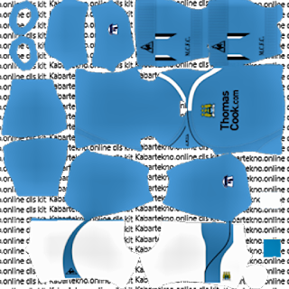 Man City 2007 DLS Kit 2021
