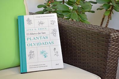 El libro de las Plantas Olvidadas, Aina S.Erice