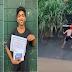 Watch | Binatilyong Sumagip sa Asong Nasa Ilog, Nabigyan ng Scholarship at Bagong Cellphone!