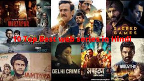 Best web series in Hindi